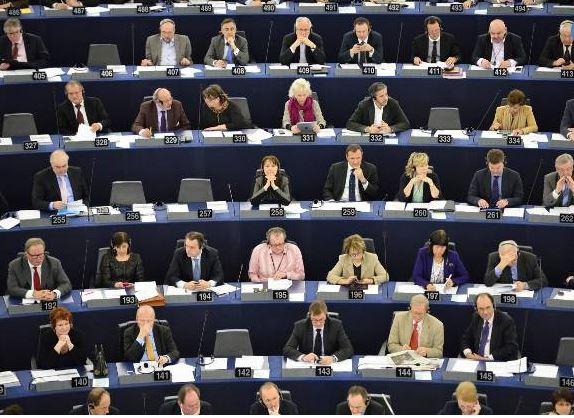 EU parlamentet