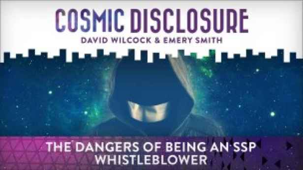 Whistleblower - Cosmic Disclosure
