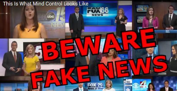 Massmedias fake news